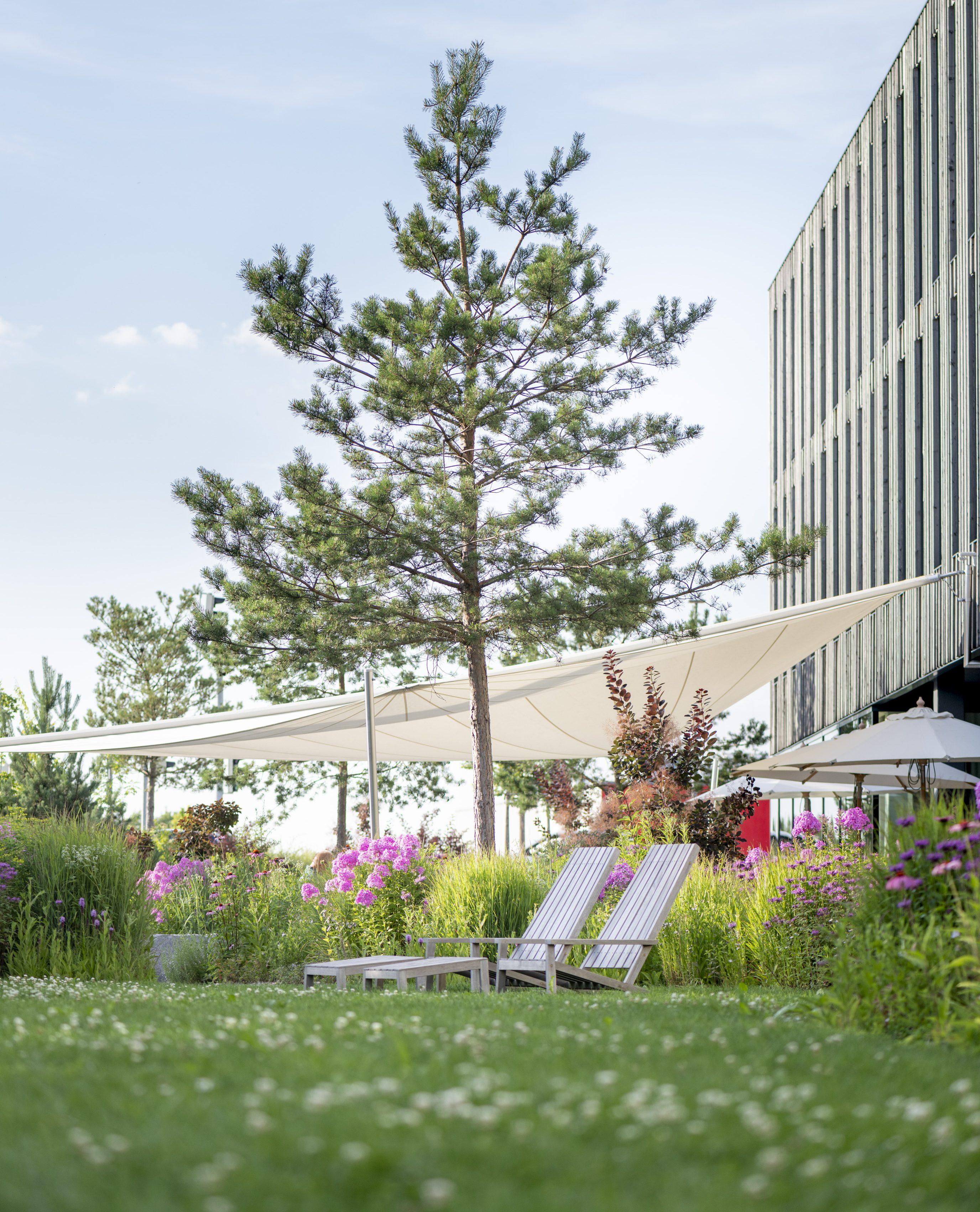 Bader Hotel Garten
