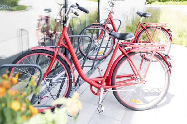 Bader Hotel Leihräder