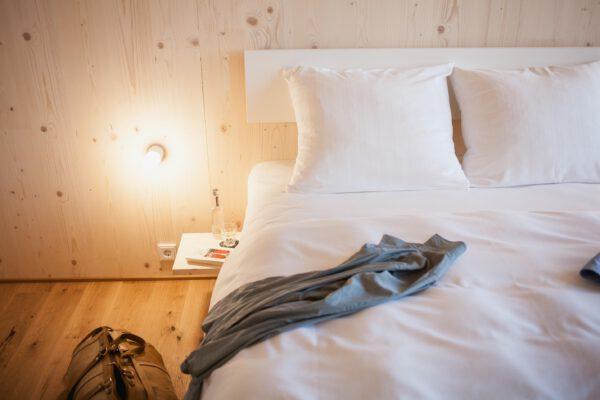 Bader Hotel Bett
